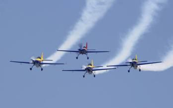 Aeroclubul Romaniei va organiza la Baia Mare un spectacol aviatic