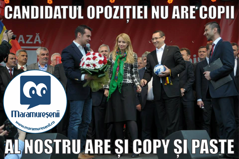 Candidatul mafiotilor are doi copy