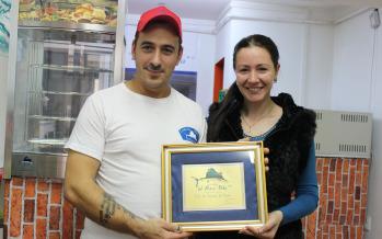Familia Lupsa a lasat Occidentul pentru a le oferi baimarenilor o pizza cu adevarat italiana