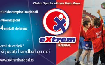 Handbal Club EXTREM – 20 de ani de activitate