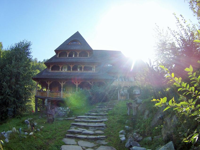 Conacul Drahneilor din Ruscova – cu adevarat morosenesc