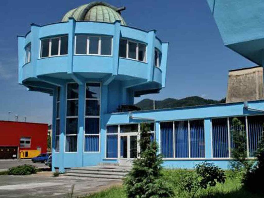 Proiector stelar de aproximativ 300.000 euro la Planetariul din Baia Mare