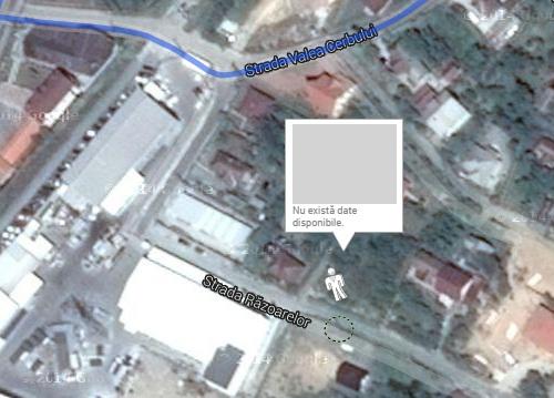 Exista o strada in Baia Mare, pe care nu s-a pus asfalt? Sa fie oare posibil asa ceva?