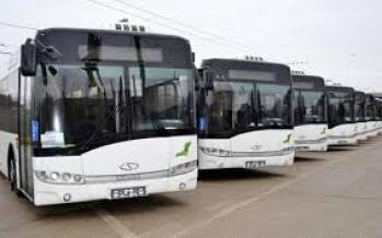 Modalitate inedită și foarte periculoasă de a călători cu URBIS în Baia Mare