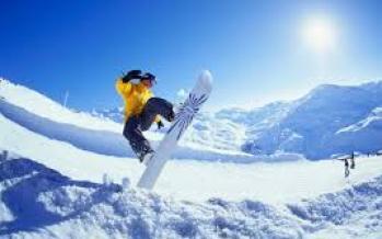 Sporturi extreme pentru turiști la Borșa
