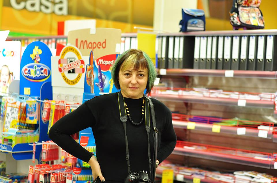 Diana Sabo – sufletul Centrului de Tineret din Baia Mare