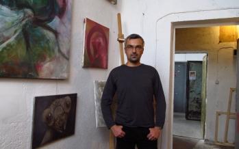 Gabriel Marian, artistul clujean cu rădăcini băimărene