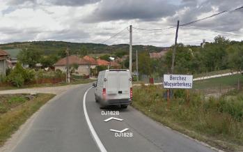Un șofer beat a lăsat satul Berchez fără curent electric
