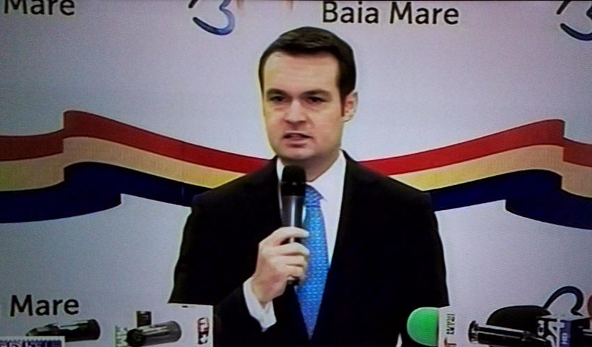 """Cătălin Cherecheș, discurs dictatorial: """"Nu voi mai ierta pe nimeni!"""""""