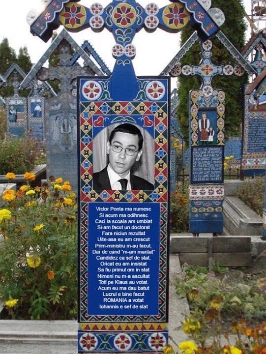Moroșenii i-or pus deja cruce lui Ponta