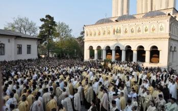 Felicitări preoților ortodocși din Maramureș