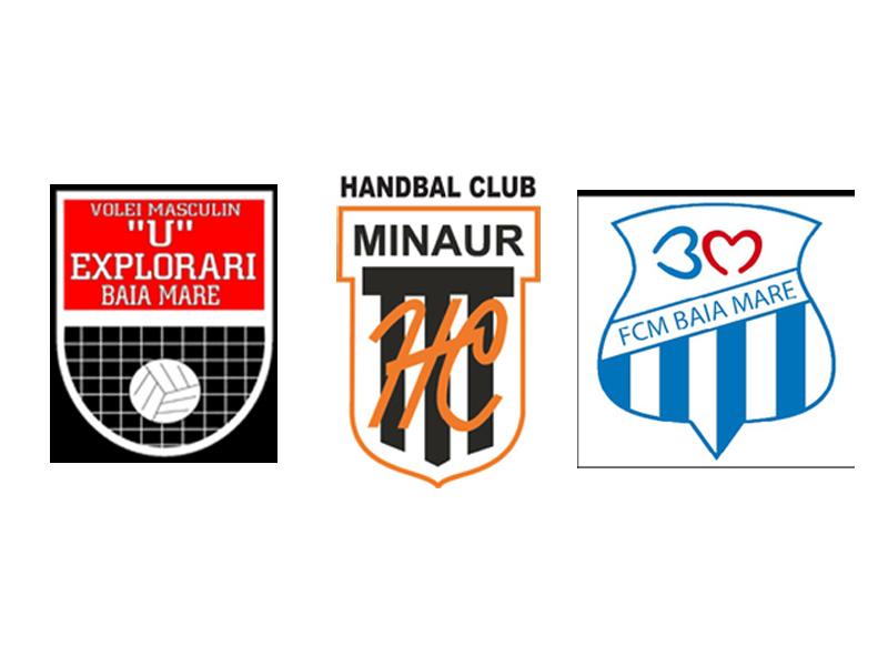 Weekend marcat de înfrângeri pentru sportul băimărean