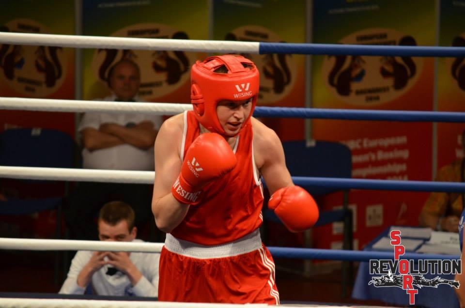Băimăreanca Simona Sitar face senzație la Campionatul mondial de box