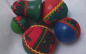 Decoratiuni speciale pentru Sărbătorile de Iarnă create de Geta Şuta