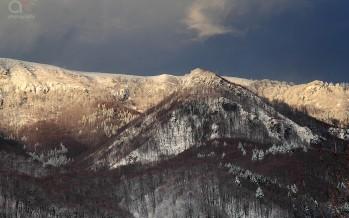 Vârful Igniș – prima zăpadă