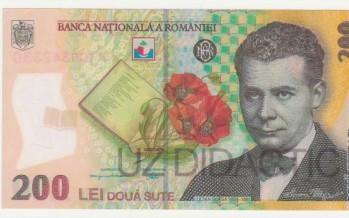 Două femei au fost înșelate cu bancnote de uz didactic