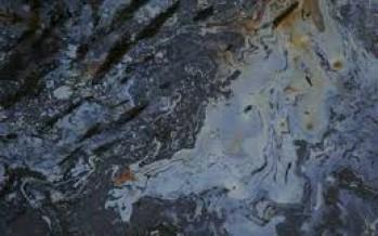 Poluare cu produse petroliere