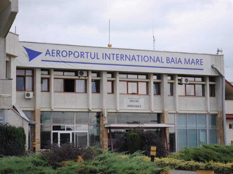Dorin Buda este noul director interimar al Aeroportului Internațional Baia Mare