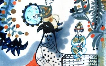 Lucia Lobonț – artista care pictează povești pe ceramică