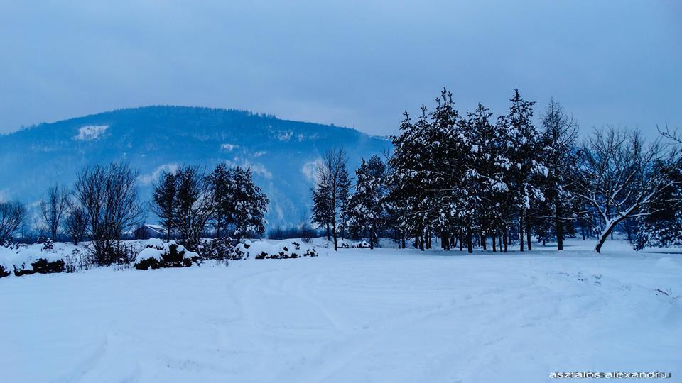 Iarna în Sighetu Marmației