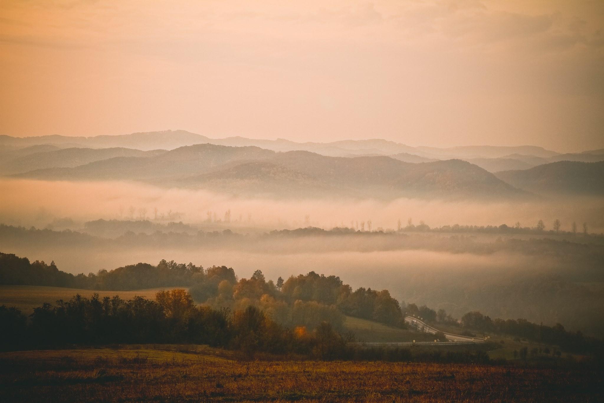 Ceața de dimineață