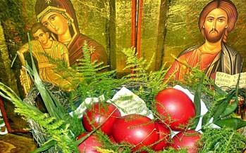 Hristos a înviat! Pace și lumină să aveți în case și suflete!