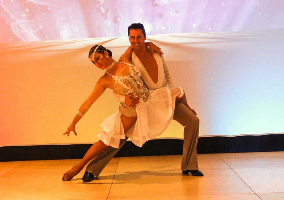 Workshop de dansuri Latino la Prodance 2000 în Baia Mare