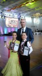 Alex Ripa & Riana Andreca - bronz - Concurs international Kosice (SK)