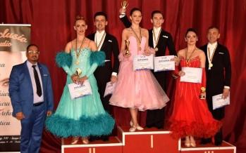 39 de finale și 17 medalii pentru Prodance 2000 Baia Mare
