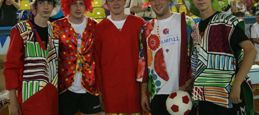 Tradiția continuă: 500 de copii vin la Festivalul Handbalului Juvenil, ediția 12