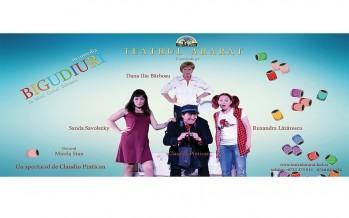 Teatrul ARARAT prezintă: Bigudiuri, sau cum să furi un strop de fericire
