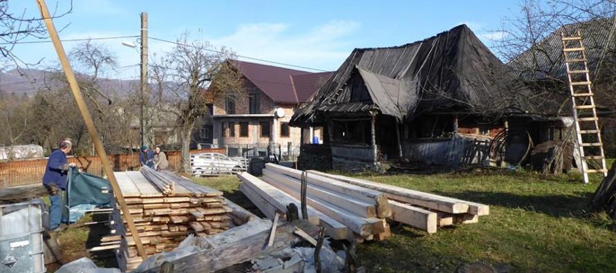 Apel pentru salvarea unei case tradiționale din satul Mara