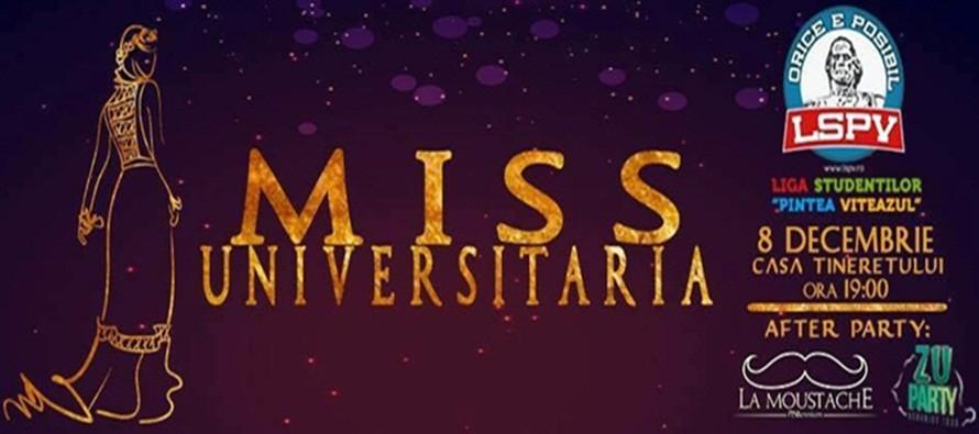 Zece studente și un singur titlu de Miss Universitaria