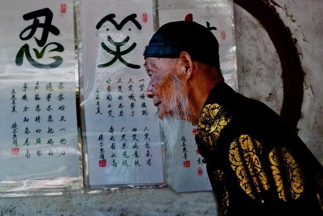 Imagini din China aduse in fata baimarenilor de fotograful Stefan Toth