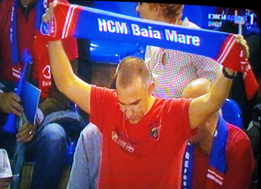 HCM Baia Mare incearca astazi, la Metz, sa obtina a doua victorie consecutiva in Liga Campionilor