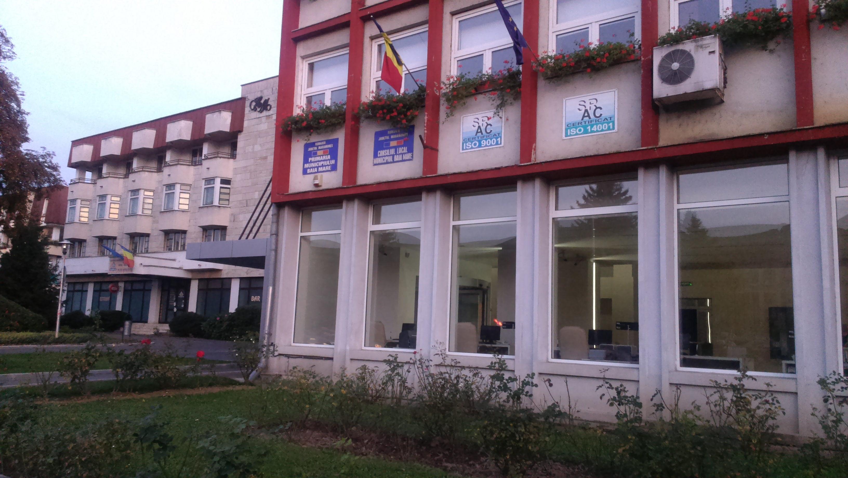 Primaria Baia Mare nu are un copiator pentru cetateni?