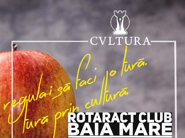 Rotaract Club Baia Mare lansează revista CVLTURA.ro