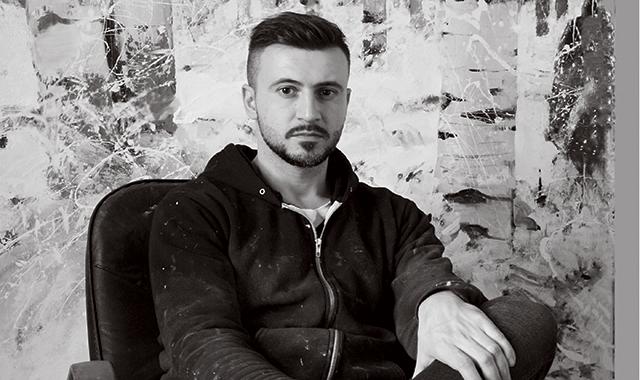 Băimăreanul Adrian Ghenie, cel mai vândut artist în 2014