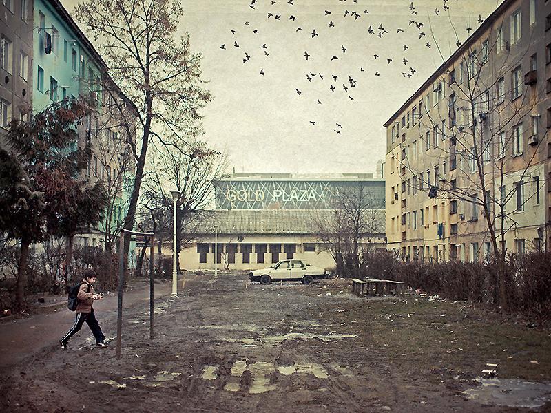 Baia Mare e un paradis în viziunea fotografului Hajdu Tamas