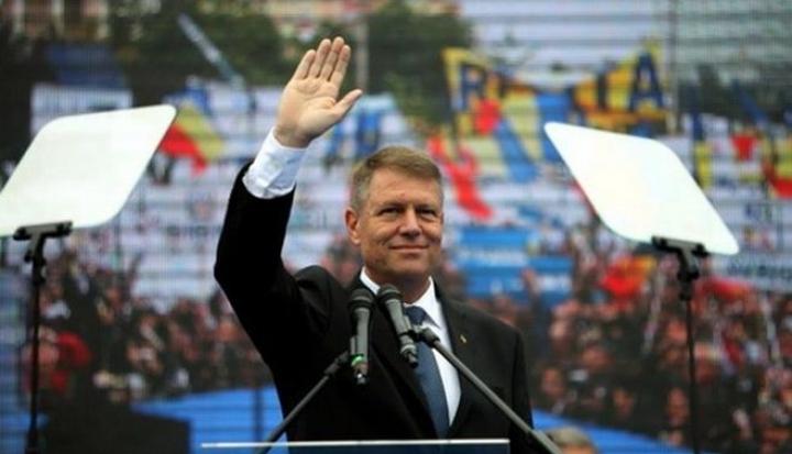 Zdrobitor. Iohannis câștigă alegerile în Maramureș cu scorul de 60,27%