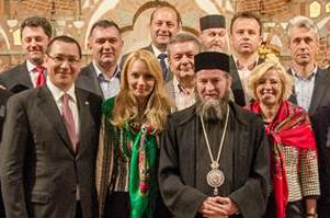 Biserica Ortodoxă face campanie electorală pentru Ponta