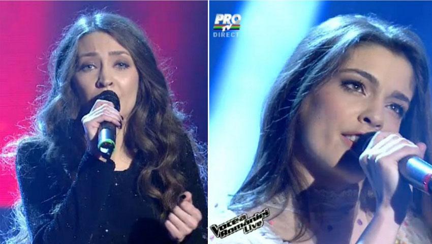 """Două maramureșence, în semifinale la """"Vocea României"""""""