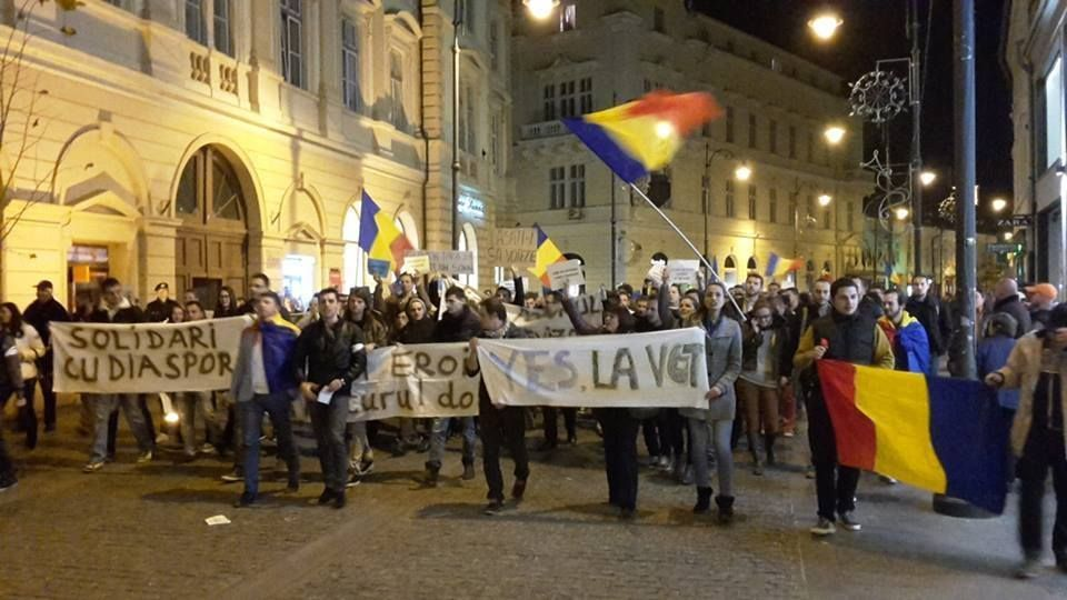 Inconștiență sau premeditare? Primăria Baia Mare a avizat două manifestații care pot degenera în violențe de stradă