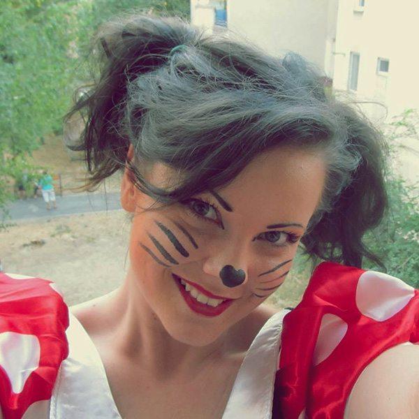 Timeea Deneș, prietena copiilor de la TzontzoClub