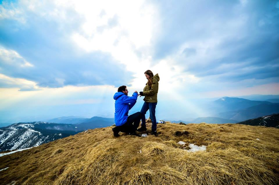 Prin Munții Țibleș, în rezervația Arcer-Țibleș-Bran