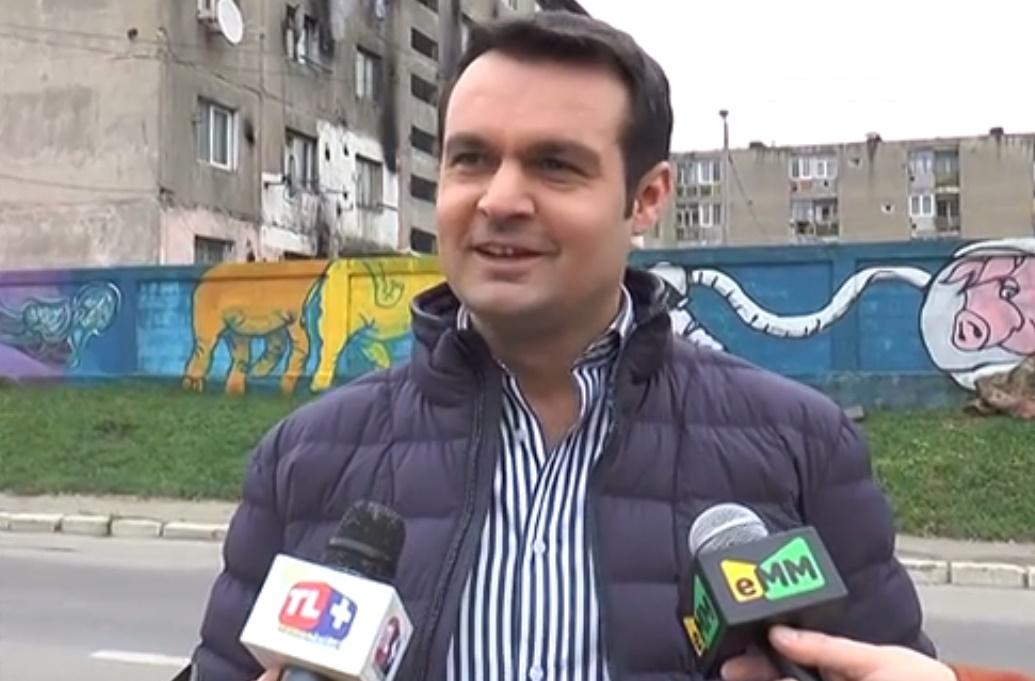 Baia Mare poate pierde titlul de Capitală Culturală din cauza Zidului Artistic al lui Cherecheș